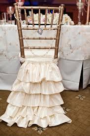chiavari chair covers wedding day decor chair accessories blackbride danielle