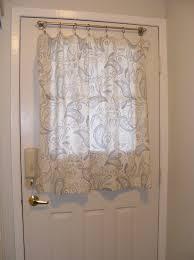 front doors compact front door panel curtain front door