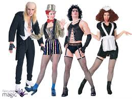 rocky horror picture show halloween costumes