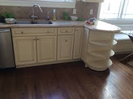 San Francisco Kitchen Cabinets Painting Kitchen Cabinets In San Francisco A Much Needed Update