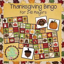 the 25 best thanksgiving bingo ideas on printable