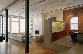 flatiron district open plan loft in manhattan idesignarch