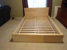 malm bed great malm bed frame how to build malm bed frame beds inspirations