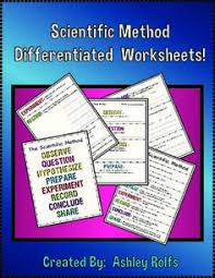 a great way to tie together scientific method graphing and