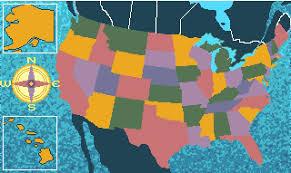 map usa jigsaw amazoncom united states of america map 1000 jigsaw puzzle