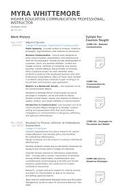 Online Instructor Resume Online Instructor Resume Examples Yoga Instructor Resume Samples