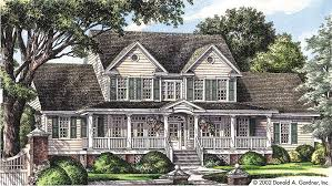 sensational ideas country house plans with porches manificent