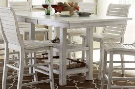 kitchen room furniture shabby chic dining table set distressed kitchen room sets glass and