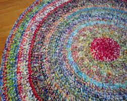 Large Custom Made Cottage Floor RugRound Rug Area Rugs - Kids room area rugs