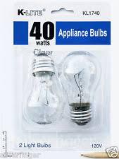microwave light bulb ebay