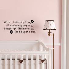 Home Decor Stickers Wall Butterfly Kisses Wall Decal Promotion Shop For Promotional