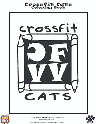 crossfit coloring sheet images reverse search