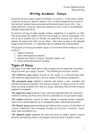 Examples Of Expository Writing Essays Essay Example A Great College Essay Example Cover Letter Scholarly