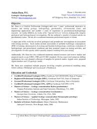 Geologist Resume Download Geologist Petrophysicist Geotechnical Engineer In Tulsa