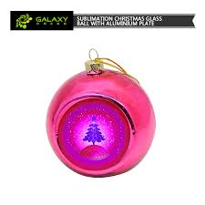ornaments sublimation blank
