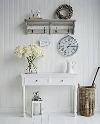 White Hallway Table Remarkable Console Table White And White Table From The