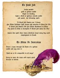 Best Resume To Get A Job by Magick Spells To Find Job Spell Free Spells And Book Of Shadows