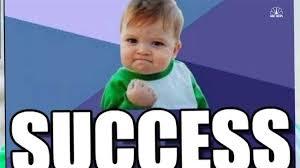 Success Meme Generator - success kid meme generator imgflip on baby success meme broxtern