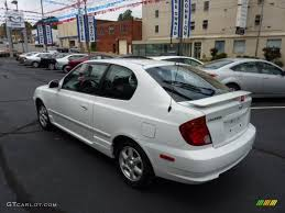 hyundai accent gt 2003 noble white 2003 hyundai accent gt coupe exterior photo 50874511