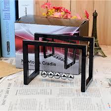 Swinging Desk Balls Aliexpress Com Buy 1pcs Desk Decoration New Educational Toys