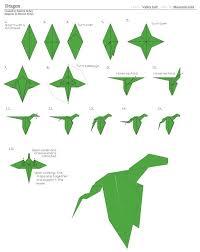 origami easy dragon 25 origami dragon ideas
