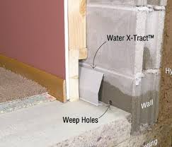 wet basement waterproofing mace u0027s masonry