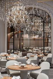 Interior Design Restaurant by Alain Ducasse Au Plaza Athénée Paris Restaurant Pinterest