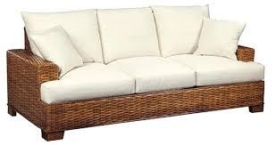 Rattan Sleeper Sofa Wicker Sofa Bed Enchanting Wicker Sleeper Sofa Wicker Sofa Beds