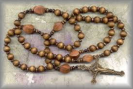 wooden rosary rosary workshop service repairing rosaries