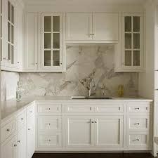 marble backsplash kitchen gray and white marble backsplash design ideas