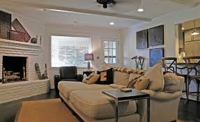 Oversized Furniture Living Room How To Decorate With Oversized Sofas