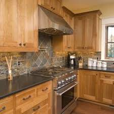Honey Oak Kitchen Cabinets Great Color Base Information For Accenting The Honey Oak Kitchen