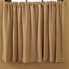 Lined Burlap Curtain Panels Compact Burlap Drapes And Curtains Curtain Panels With Smocked