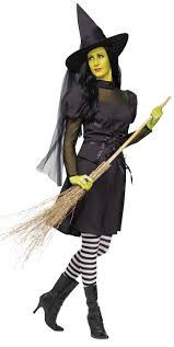 miss wicked witch halloween witch costume witch costumes