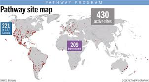 My Map Byu What The Byu Pathway Program Is In 11 Graphics Deseret News
