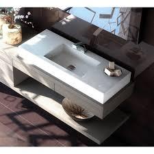 lavabo de ba祓o con encimera elegance silestone by cosentino