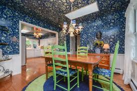 woman behind u0027wallpaper house u0027 was a designer who loved bold look