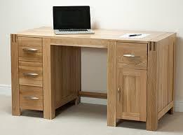 Oak Veneer Computer Desk Alto Solid Oak Computer Desk Oak Computer Desk Solid