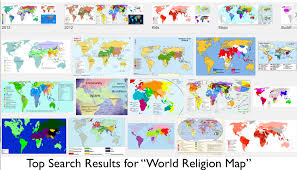Hinduism Map Wikipedia The Difficulties Of Mapping World Religions And A Most