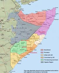Map Of Sierra Leone Destination Oblivion The Failure Of Western Policy In Somalia