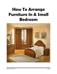 the proper way to make a bed how to make your bedroom seem larger through furniture arrangement