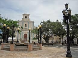 Arecibo Light Arecibo Puerto Rico Centro Urbano Plaza Y Catedral Flickr