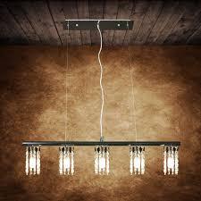 Esszimmer Lampe Ebay Lux Pro Led Deckenleuchte Hängeleuchte Pendelleuchte Lüster