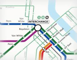 Light Rail Map Minneapolis Mapping Twin Cities