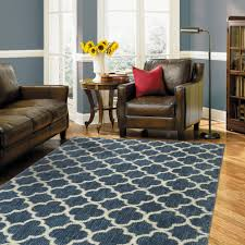 mohawk home area rugs mohawk home teal fret area rug available in multiple sizes