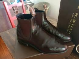 s gardening boots australia rm williams gardeners 10 5g s shoes gumtree