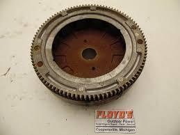 briggs u0026 stratton 13hp ohv intek 28s777 flywheel w aluminum ring