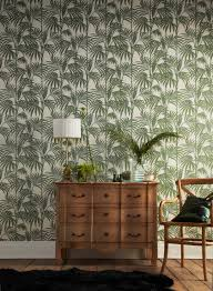 Palm Tree Bedroom Furniture by Behang Julien Mac Donald Honoluli Palm Tree Van Graham U0026 Brown