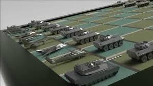 military chess set youtube