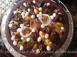 recette de cuisine alg ienne traditionnelle chakhchoukha recette traditionnelle algérienne les joyaux de